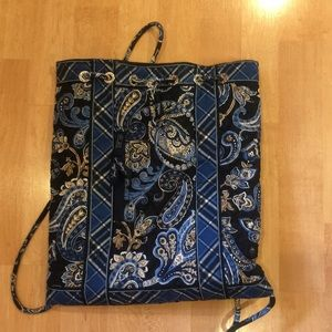 Vera Bradley Backpack and wallet